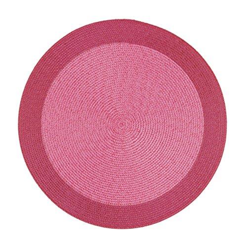 Contento 655164 lot de 4 sets de table rond-Berry