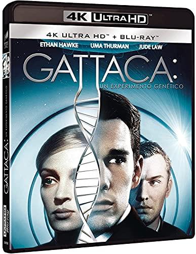 Gattaca (4K UHD + Blu-ray) [Blu-ray]