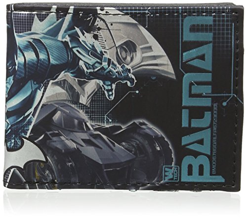 Portefeuille 'Batman' - Batmobile Bifold
