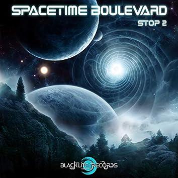 Spacetime Boulevard - Stop 2
