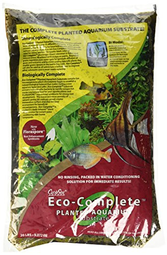 CaribSea Eco Complete 20-Pounded Aquarium Substrate