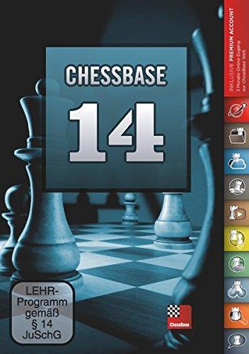 ChessBase 14 - Das Megapaket, DVD-ROMDie professionelle Schachdatenbank für den Turnierspieler