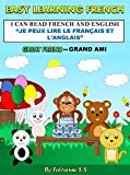 Great Friend-GRAND AMI Children's Picture Book (English and French Bilingual Edition ) (English Edition)