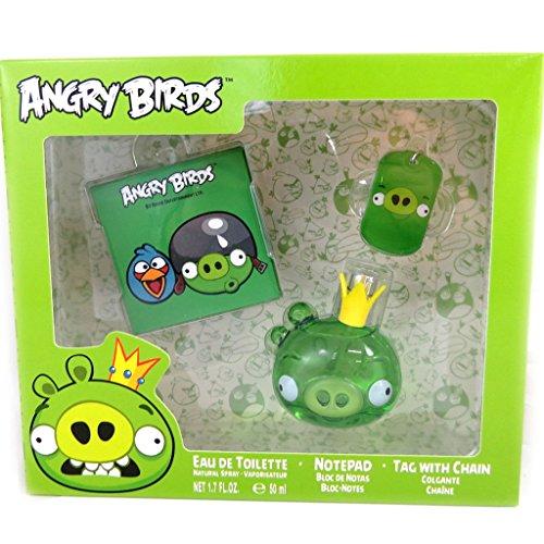 Angry Birds [L8098 - Coffret Parfum King Pig (50ml)
