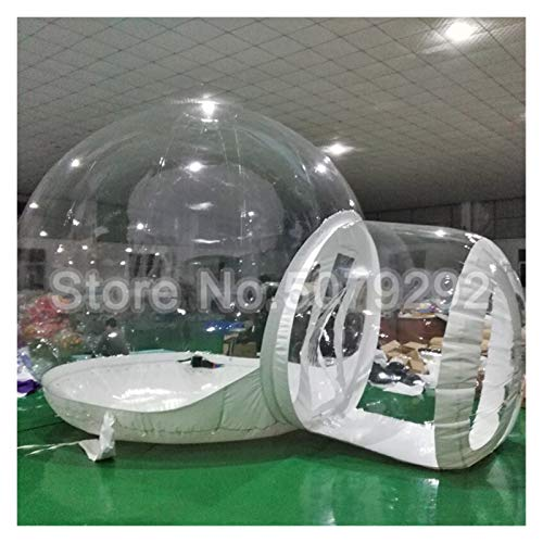 JINSUO Hermosa casa inflable de burbujas para acampar al aire libre 3M...
