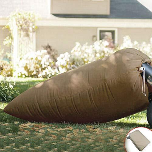 Grasmaaier Tractor Blad Bladeren Collection Bag Met Grote Capaciteit Garden Universal 210D Oxford Doek Vuilniszakken