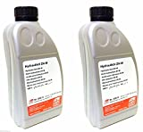 Mercedes 2Lt Hydraulic Fluid for Suspension and Convertible convertible Nov, 2020