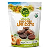 Organic Sun-Dried Apricots Unsulfured - 1.25 lbs. (20 oz)