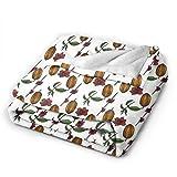 Zoom IMG-1 llalua flannel fleece throw blankets