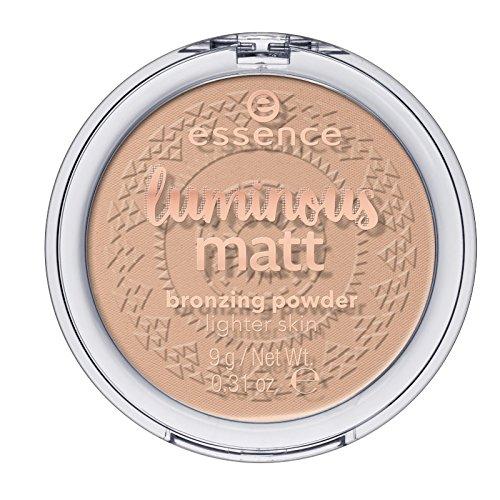 essence - luminous matt bronzing powder 01 -