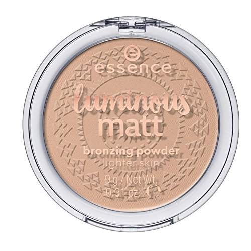 essence - luminous matt bronzing powder 01 -