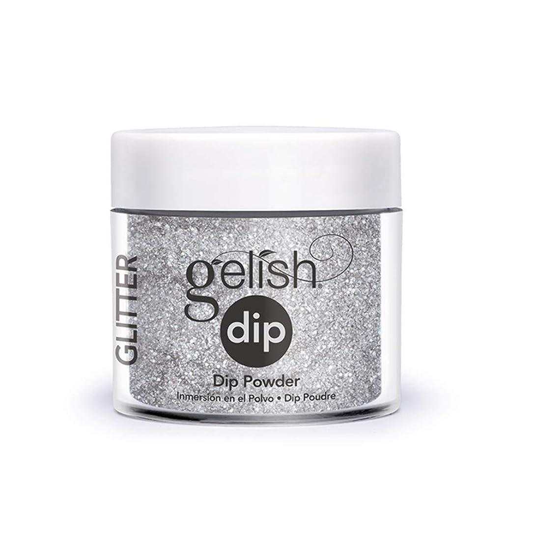 思慮深いドロー類似性Harmony Gelish - Acrylic Dip Powder - Time to Shine - 23g / 0.8oz