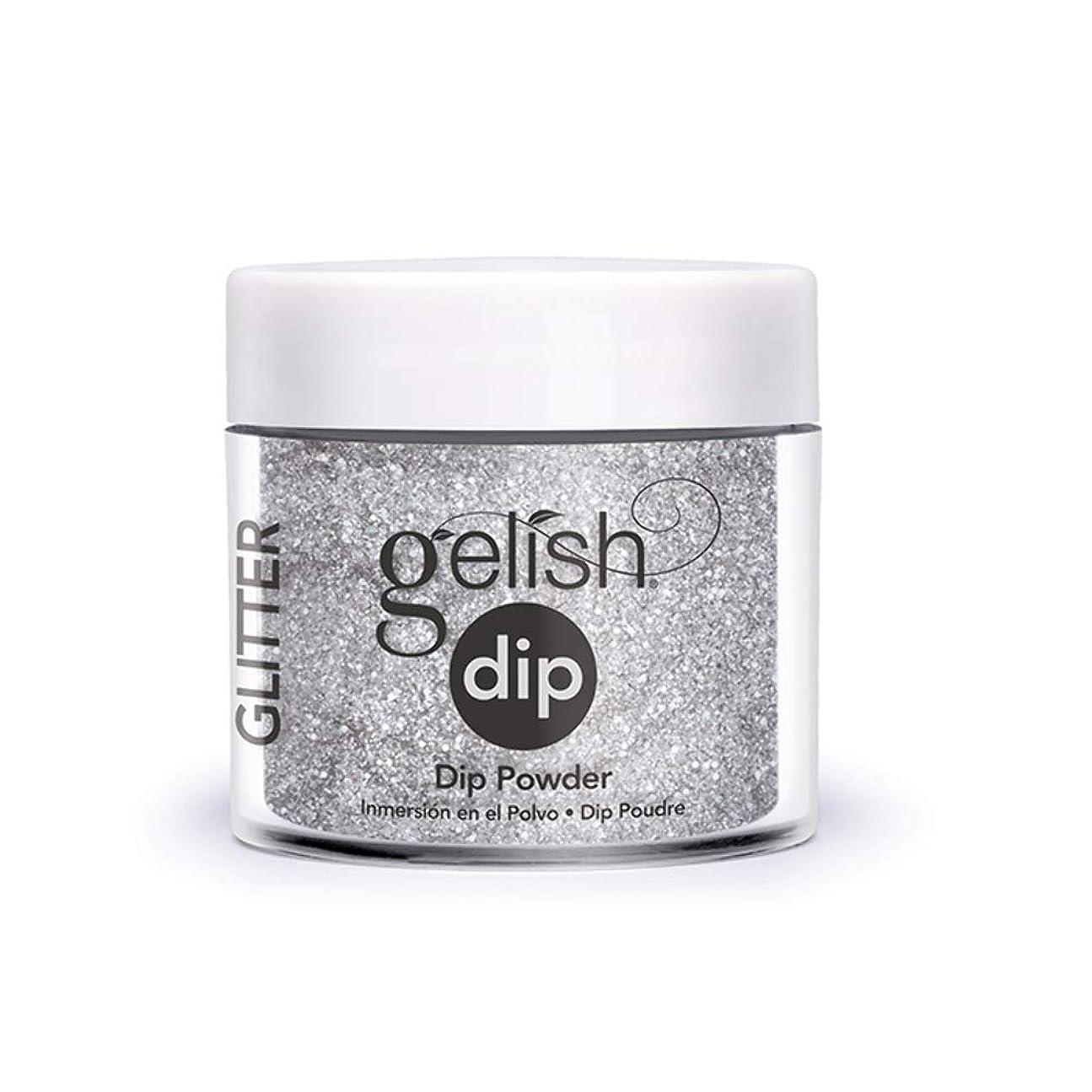 キャンベラ聖職者くHarmony Gelish - Acrylic Dip Powder - Time to Shine - 23g / 0.8oz
