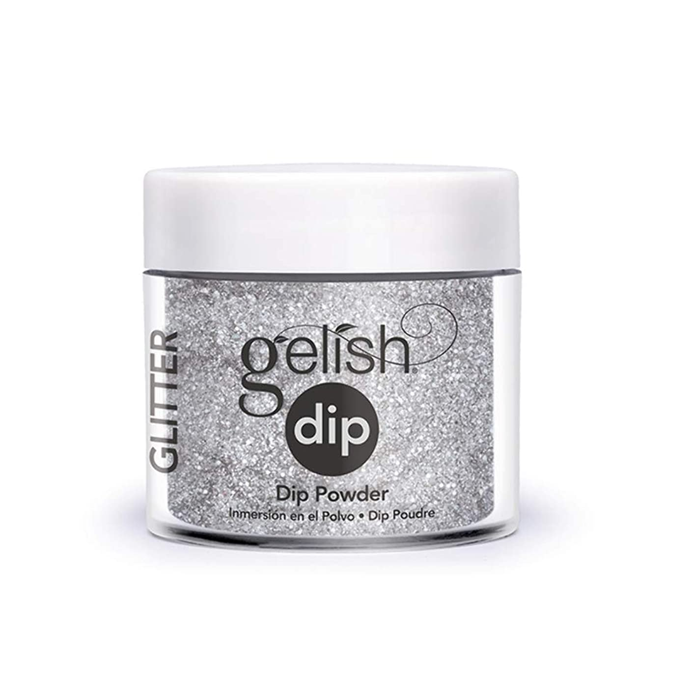 きちんとした変化する郵便番号Harmony Gelish - Acrylic Dip Powder - Time to Shine - 23g / 0.8oz