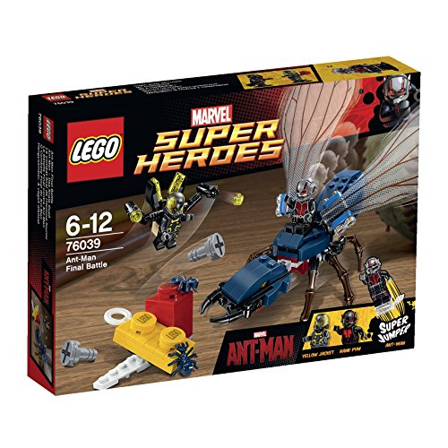 LEGO Marvel Super Heroes 76039 - Ant-Man