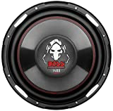 BOSS Audio Systems P120F 1400 Watt, 12 Inch , Single 4 Ohm Voice Coil, Shallow Mount Car Subwoofer