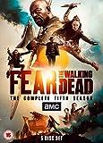 Fear The Walking Dead Season 5 Set (5 Dvd) [Edizione: Regno Unito] [Italia]