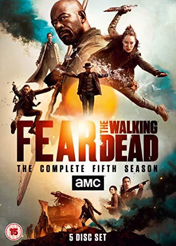 DVD5 - Fear The Walking Dead Season 5 Set (5 DVD)