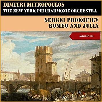 Prokofiev: Romeo and Juliet Ballet (Album of 1958)