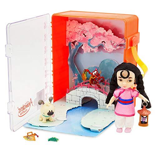 Disney Animators' Collection Mulan Mini Doll Playset