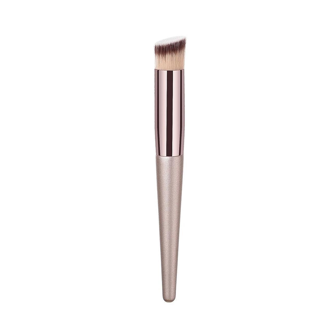 主婦ことわざ集まる笑え熊 化粧筆 化粧品ZZ-10-A-2 化粧品 マック 化粧 ファンデーション ブラシ 抜群の粉含み力 高級天然繊維
