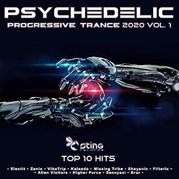 Psy Trance & Progressive Trance 2020 Top 10 Hits Sting, Vol. 1