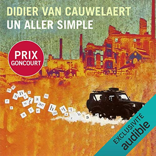 Un aller simple audiobook cover art