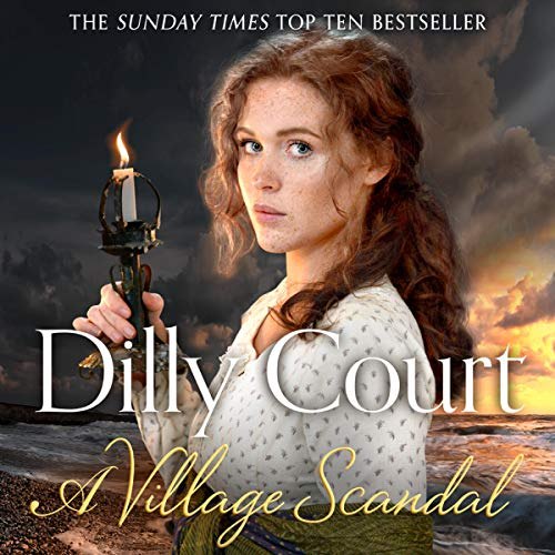A Village Scandal Audiobook By Dilly Court cover art