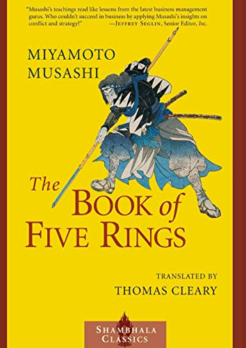 The Book of Five Rings: The New Illustrated Edition