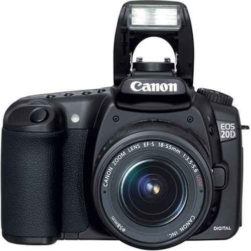 Canon EOS 20D DSLR Camera with EF-S…