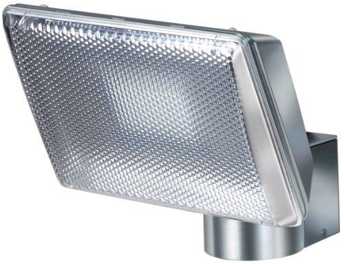 Brennenstuhl Power LED-Strahler / LED-Leuchte mit Aluminium-Gehäuse für außen und innen (IP44 geschützt, stoßfest und drehbar, 17 W, 6400 K)