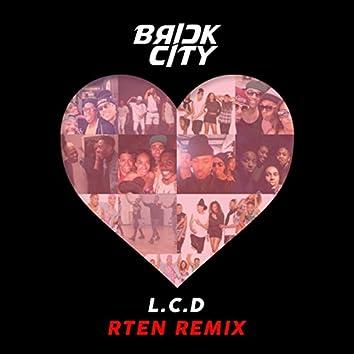 L.C.D (RTEN Remix) - Single