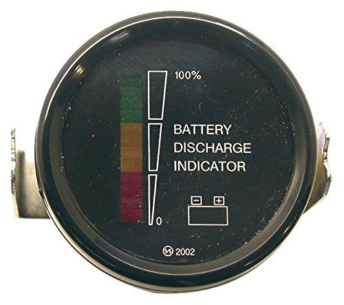 Total Source 3661343007919 Indicateur de batterie décharge/contrôleur, 24 VDC