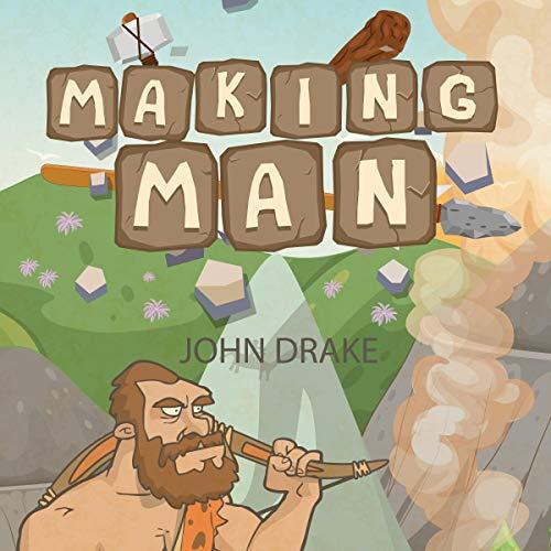 Making Man audiobook cover art