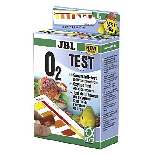 JBL 2537400 JBL O2 Sauerstoff Test New Formula, transparent