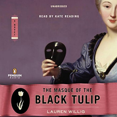 The Masque of the Black Tulip Titelbild