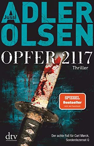 Buchseite und Rezensionen zu 'Opfer 2117' von Jussi Adler-Olsen