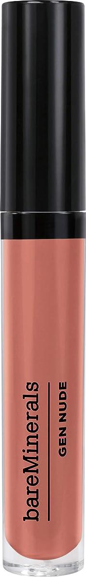 フルート拷問寄生虫ベアミネラル Gen Nude Patent Lip Lacquer - # Dahling 3.7ml/0.12oz並行輸入品
