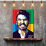 Dabbledown Leinwand Wandkunst Leinwand Gemälde Robert