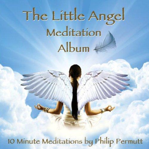 The Little Angel Meditation audiobook cover art