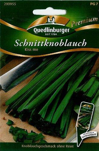 Schnittknoblauch, Kiss me