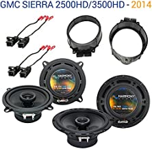 2014 gmc sierra speakers
