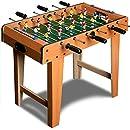Juego) Mini – Juegos de mesa Futbolín de fútbol interior y una ...