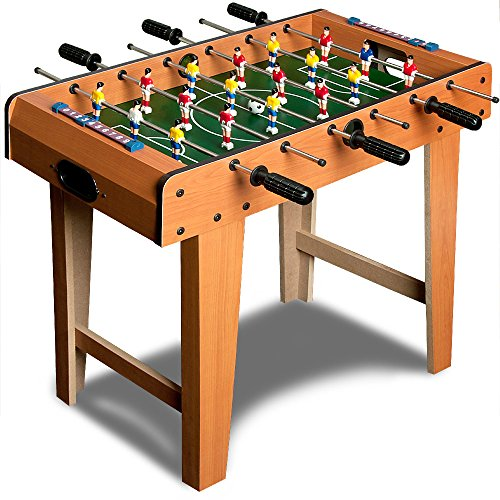 acheter avis Duba Mini Baby Foot Hauteur 62cm Table Football 18 Mini Player Game Soccer