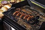 Johnsonville Brat Griller - BBQ Basket for 5 Sausage Links