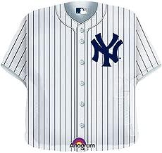 بالون بيسبول جيرسي من Anagram 18518 MLB New York Yankees مقاس 24 بوصة متعدد الألوان