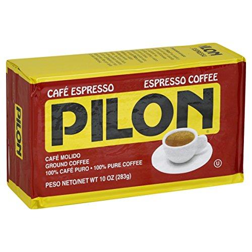 Pilon Espresso Coffee, 10 Ounce (Pack of 12)