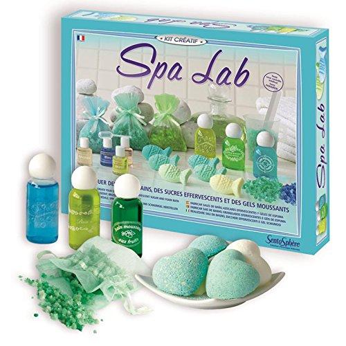 Sentosphere 3900256 3900256-Kreativ Kit Spa Lab