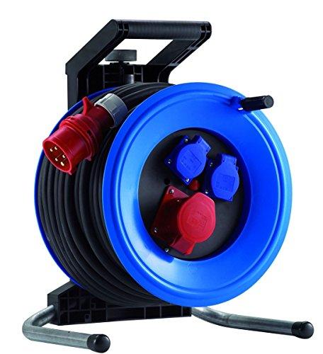 HEDI Kabeltrommel Professional Plus 320 (Leertrommel ohne Kabel, 400V 16A spritzwassergeschützt) K3D0016T
