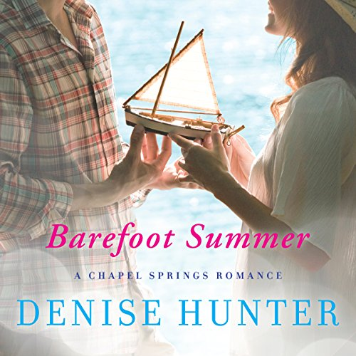 Barefoot Summer audiobook cover art